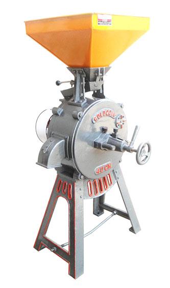 A   Leg Flour Mill