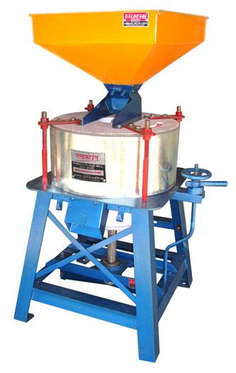 Bolt Type Flour Mill