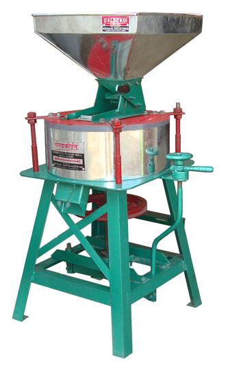 Janta Type Flour Mill